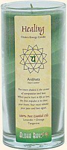 Aloha Bay Chakra Candle Jar Healing -- 11 oz   Comprar Suplemento em Promoção Site Barato e Bom
