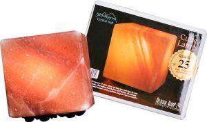 Aloha Bay Himalayan Salt Cube Lamp -- 1 Lamp   Comprar Suplemento em Promoção Site Barato e Bom