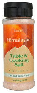 Aloha Bay Himalayan Table And Cooking Salt Fine Crystals -- 6 oz   Comprar Suplemento em Promoção Site Barato e Bom