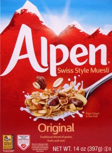 Alpen All Natural Muesli Cereal Original -- 14 oz   Comprar Suplemento em Promoção Site Barato e Bom