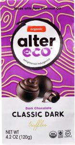 Alter Eco Organic Classic Dark Truffles Dark Chocolate -- 4.2 oz   Comprar Suplemento em Promoção Site Barato e Bom