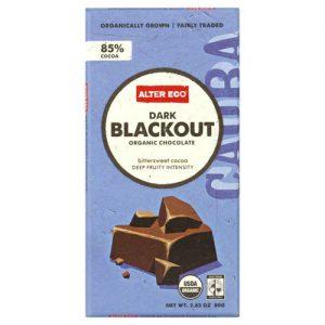 Alter Eco Organic Dark Chocolate Bar Blackout -- 2.82 oz   Comprar Suplemento em Promoção Site Barato e Bom
