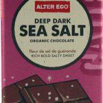 Alter Eco Organic Dark Chocolate Deep Dark Sea Salt -- 2.82 oz   Comprar Suplemento em Promoção Site Barato e Bom