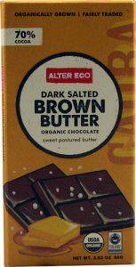 Alter Eco Organic Dark Chocolate Salted Brown Butter -- 2.82 oz   Comprar Suplemento em Promoção Site Barato e Bom