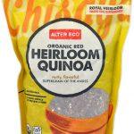 Alter Eco Organic Red Heirloom™ Quinoa -- 12 oz   Comprar Suplemento em Promoção Site Barato e Bom