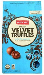 Alter Eco Organic Velvet Truffles Dark Milk Chocolate -- 4.2 oz   Comprar Suplemento em Promoção Site Barato e Bom
