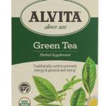 Alvita Organic Green Tea -- 24 Tea Bags   Comprar Suplemento em Promoção Site Barato e Bom