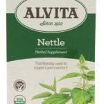 Alvita Organic Herbal Tea Caffeine Free Nettle -- 24 Tea Bags   Comprar Suplemento em Promoção Site Barato e Bom