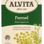 Alvita Organic Herbal Tea Caffeine Free Tea Fennel -- 24 Tea Bags   Comprar Suplemento em Promoção Site Barato e Bom