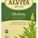 Alvita Organic Herbal Tea Mullein -- 24 Tea Bags   Comprar Suplemento em Promoção Site Barato e Bom