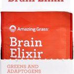 Amazing Grass Organic Brain Elixir -- 10 Servings   Comprar Suplemento em Promoção Site Barato e Bom