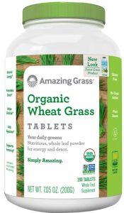 Amazing Grass Organic Wheat Grass -- 200 Tablets   Comprar Suplemento em Promoção Site Barato e Bom