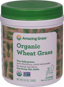 Amazing Grass Organic Wheat Grass Powder -- 8.5 oz   Comprar Suplemento em Promoção Site Barato e Bom