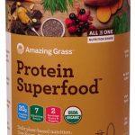Amazing Grass Protein Superfood Chocolate Peanut Butter -- 15.1 oz   Comprar Suplemento em Promoção Site Barato e Bom