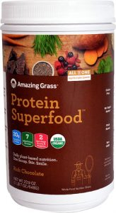 Amazing Grass Protein Superfood Rich Chocolate -- 22.9 oz   Comprar Suplemento em Promoção Site Barato e Bom