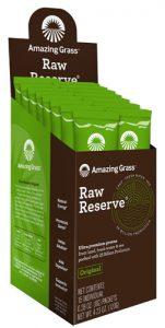 Amazing Grass Raw Reserve Original -- 15 Packets   Comprar Suplemento em Promoção Site Barato e Bom