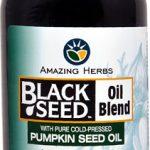 Amazing Herbs Black Seed Oil Blend -- 8 fl oz   Comprar Suplemento em Promoção Site Barato e Bom