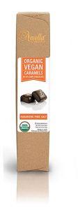Amella Organic Vegan Dark Chocolate Caramels Habanero Pink Salt -- 6 Pieces   Comprar Suplemento em Promoção Site Barato e Bom
