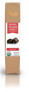 Amella Organic Vegan Dark Chocolate Caramels Original -- 6 Pieces   Comprar Suplemento em Promoção Site Barato e Bom