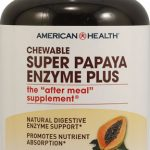 American Health Super Papaya Enzyme Plus Chewable -- 360 Chewable Tablets   Comprar Suplemento em Promoção Site Barato e Bom