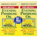 American Health Royal Brittany Evening Primrose Oil -- 500 mg - 200+200 Softgels   Comprar Suplemento em Promoção Site Barato e Bom
