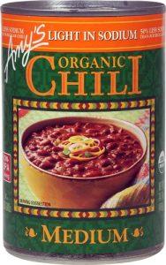 Amy's Organic Chili Light in Sodium -- 14.7 oz   Comprar Suplemento em Promoção Site Barato e Bom