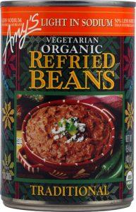 Amy's Organic Refried Beans Traditional Light in Sodium -- 15.4 oz   Comprar Suplemento em Promoção Site Barato e Bom