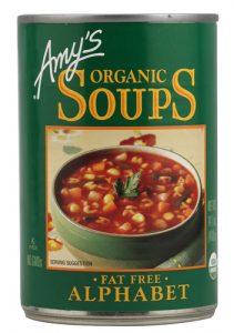 Amy's Organic Soup Alphabet -- 14.1 fl oz   Comprar Suplemento em Promoção Site Barato e Bom