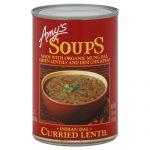 Amy's Organic Soup Curried Lentil -- 14.5 oz   Comprar Suplemento em Promoção Site Barato e Bom