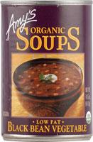 Amy's Organic Soup Low Fat Black Bean Vegetable -- 14.5 fl oz   Comprar Suplemento em Promoção Site Barato e Bom