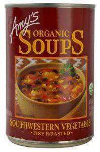 Amy's Organic Soup Southwestern Vegetable -- 14.3 fl oz   Comprar Suplemento em Promoção Site Barato e Bom