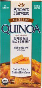 Ancient Harvest Organic Quinoa Mac and Cheese -- 6.5 oz   Comprar Suplemento em Promoção Site Barato e Bom