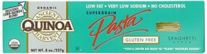 Ancient Harvest Organic Supergrain Pasta Corn & Quinoa Blend Spaghetti -- 8 oz   Comprar Suplemento em Promoção Site Barato e Bom