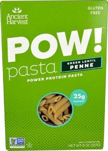 Ancient Harvest POW! Green Lentil Penne Pasta -- 8 oz   Comprar Suplemento em Promoção Site Barato e Bom