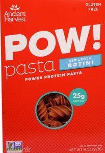 Ancient Harvest POW Pasta Red Lentil Rotini -- 8 oz   Comprar Suplemento em Promoção Site Barato e Bom