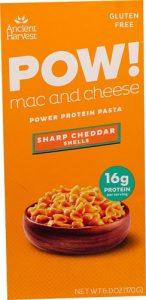 Ancient Harvest Pow!™ Mac & Cheese Sharp Cheddar Shells -- 6 oz   Comprar Suplemento em Promoção Site Barato e Bom