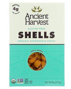 Ancient Harvest Quinoa Gluten Free Pasta Shells -- 8 oz   Comprar Suplemento em Promoção Site Barato e Bom