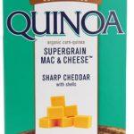 Ancient Harvest Quinoa Supergrain Mac & Cheese Sharp Cheddar -- 6.5 oz   Comprar Suplemento em Promoção Site Barato e Bom