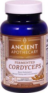 Ancient Nutrition Ancient Apothecary Cordyceps -- 90 Capsules   Comprar Suplemento em Promoção Site Barato e Bom