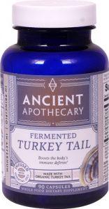 Ancient Nutrition Ancient Apothecary Turkey Tail -- 90 Capsules   Comprar Suplemento em Promoção Site Barato e Bom