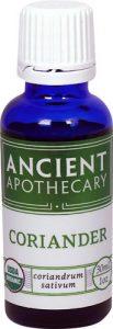Ancient Nutrition Apothecary Organic Coriander -- 1 oz   Comprar Suplemento em Promoção Site Barato e Bom