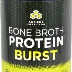 Ancient Nutrition Bone Broth Protein™ BURST Coconut Lime -- 30 Servings   Comprar Suplemento em Promoção Site Barato e Bom