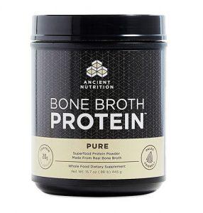 Ancient Nutrition Bone Broth Protein™ Pure -- 15.7 oz   Comprar Suplemento em Promoção Site Barato e Bom