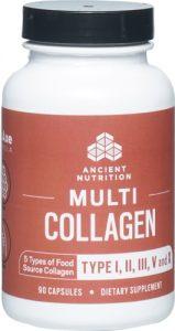 Ancient Nutrition Dr. Axe Multi Collagen -- 90 Capsules   Comprar Suplemento em Promoção Site Barato e Bom