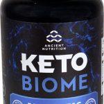Ancient Nutrition KetoBIOME™ Probiotic -- 20 billion CFU - 180 Capsules   Comprar Suplemento em Promoção Site Barato e Bom