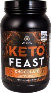 Ancient Nutrition KetoFEAST™ Chocolate -- 15 Servings   Comprar Suplemento em Promoção Site Barato e Bom