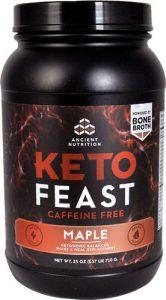 Ancient Nutrition KetoFEAST™ Maple -- 15 Servings   Comprar Suplemento em Promoção Site Barato e Bom