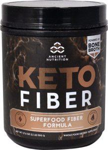 Ancient Nutrition KetoFIBER™ -- 17.6 oz   Comprar Suplemento em Promoção Site Barato e Bom