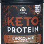 Ancient Nutrition KetoPROTEIN™ Chocolate -- 17 Servings   Comprar Suplemento em Promoção Site Barato e Bom