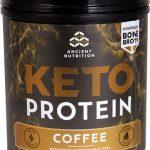 Ancient Nutrition KetoPROTEIN™ Coffee -- 15 Servings   Comprar Suplemento em Promoção Site Barato e Bom